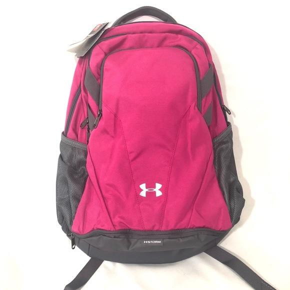 9ef965a0e8 Under Armour UA Team Hustle Storm Backpack